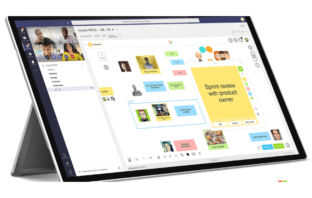"Klaxoon ""Partner of The Year 2020"" de Microsoft dans la catégorie Modern"