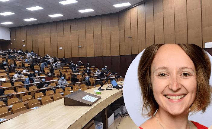 Entretien avec Blandine Masselin, ingénieure pédagogique