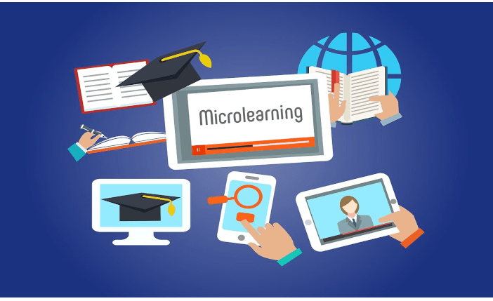le microlearning met en avant des séquences courtes