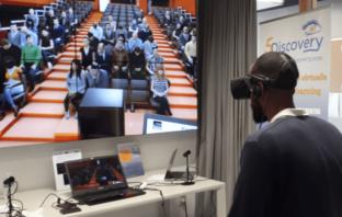 5Discovery imagine des cours en réalité virtuelle
