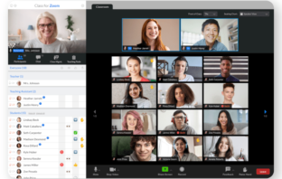 ClassEDU développe une solution de classe virtuelle sur Zoom