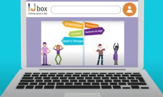 L'IJ box du CIDJ accessible via le GAR