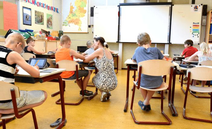 PRONOTE arrive dans le primaire