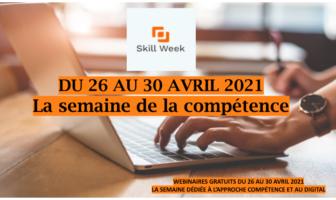 La Skill Week approche