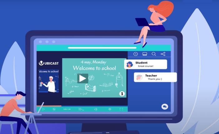 Trois chiffres clés sur l'usage des vidéos pédagogiques